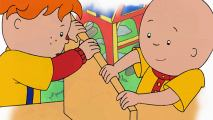 Caillou's Gym Day / Our Rocket Ship
