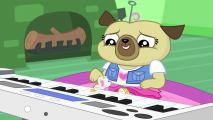 Chip's Piano Lesson