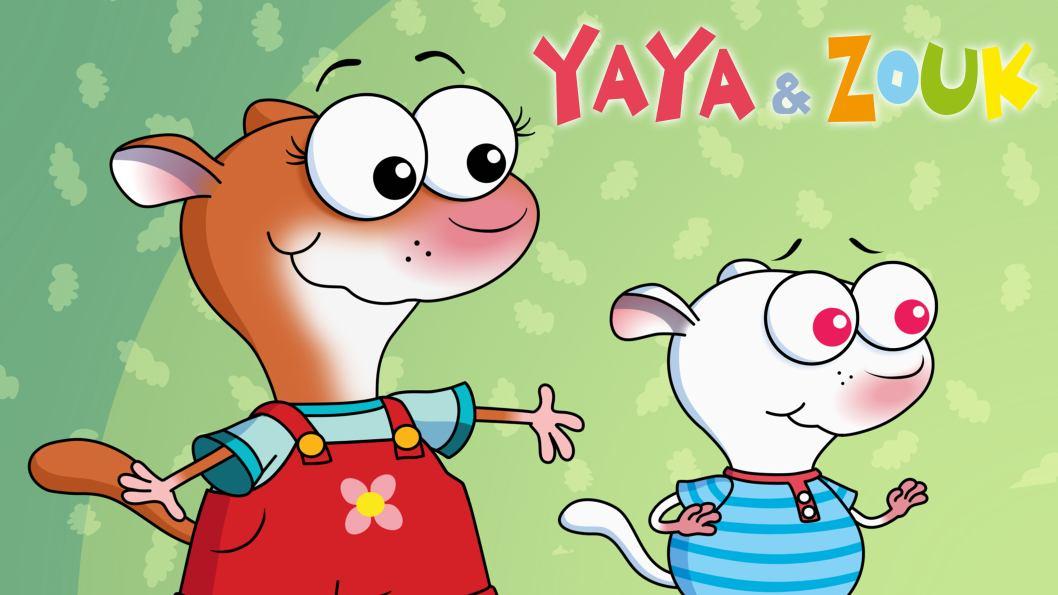 Výsledek obrázku pro yaya and zouk