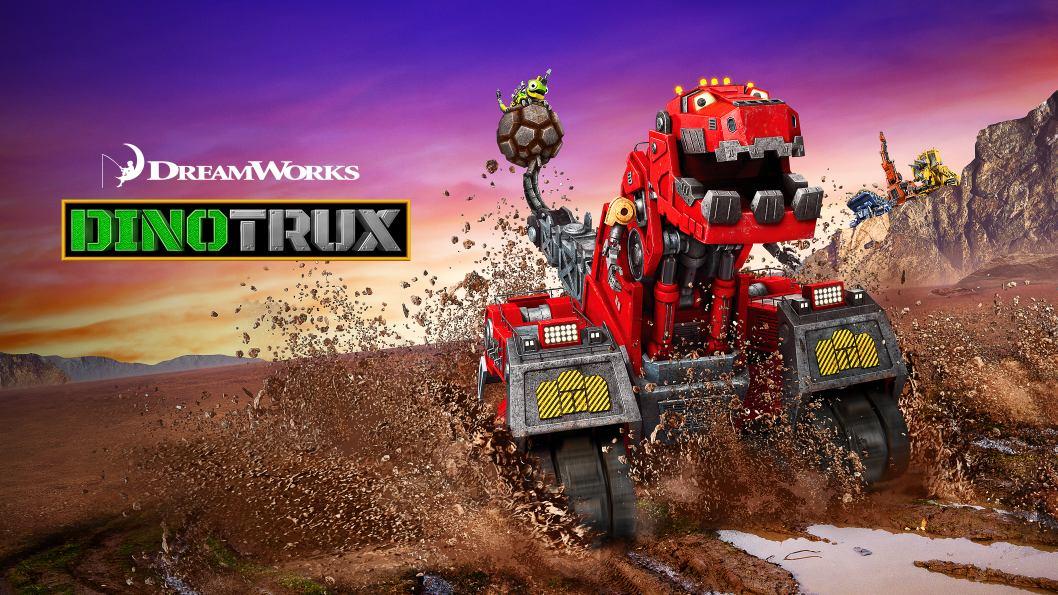 Dinotrux Familyjr Ca