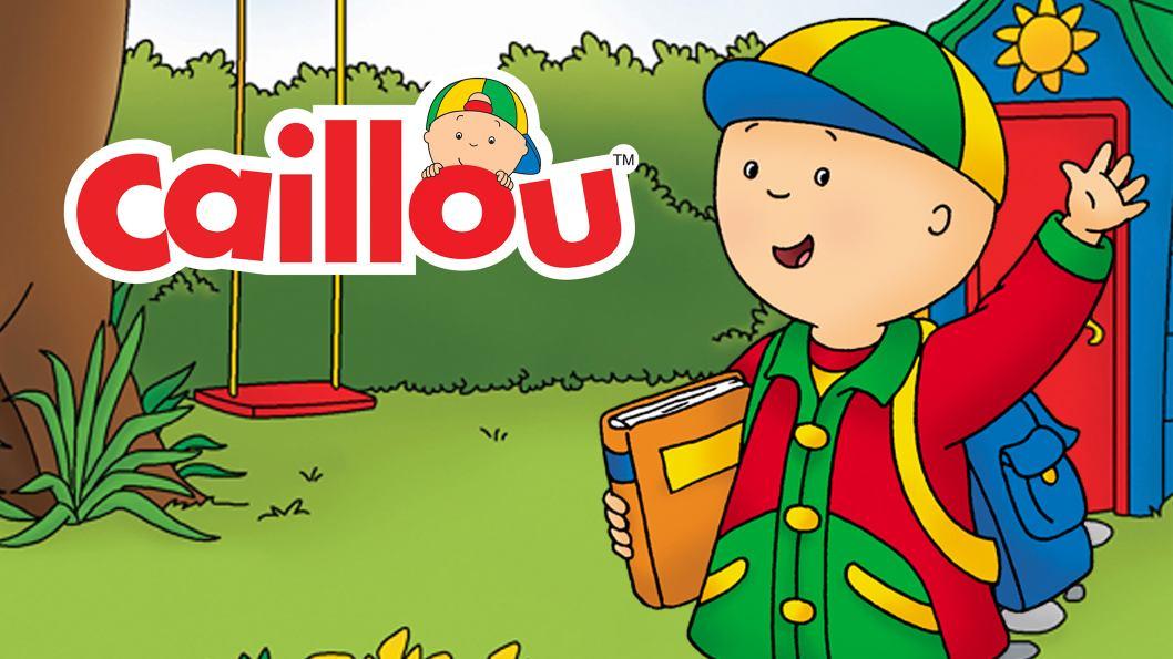 Caillou - FamilyJr.ca