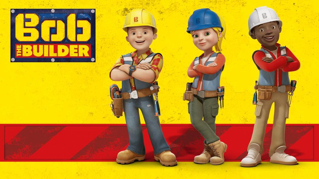 bob the builder familyjr ca