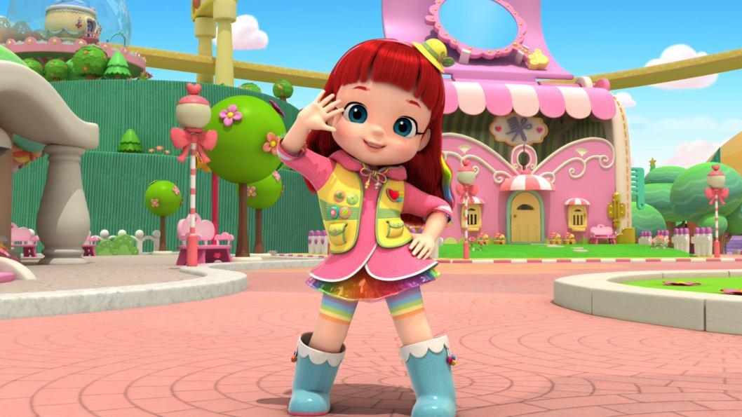 Rainbow Ruby Familyjrca